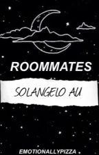 Roommates//Solangelo AU by emotionallypizza