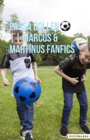 Passa bollen! | Marcus & Martinus