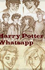 Harry Potter WhatsApp by sedaobrein