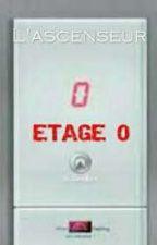 L'ascenseur [original] by DavinaLopez