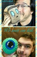 We met on kik (septiplier) by TheBr0kenNight