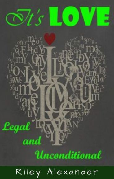 It's Love. Legal and Unconditional (GirlXGirl)