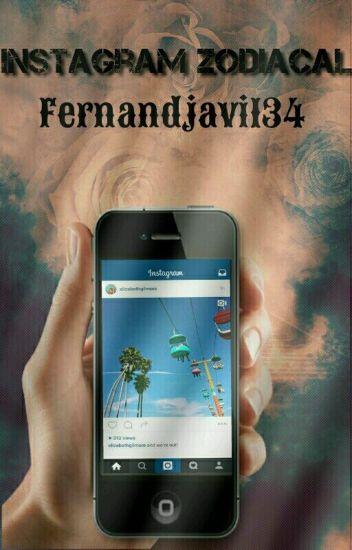 """""""Instagram Zodiacal"""" -Cancelada-"""