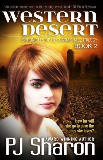 Western Desert (Book Two in the Chronicles of Lily Carmichael trilogy)
