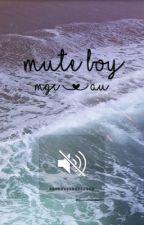 Mute boy | mgc  by hrumikey