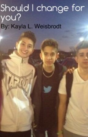 Should I change for you? A ToBeOne FanFic by kaylalynn_1999