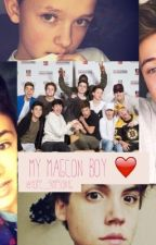 My magcon boy by hope_simpson16