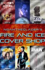 Fire & Ice Cover Shop |OPEN| by Noah_The_Glader