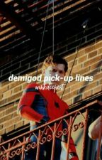 demigod pick-up lines. jaeyong. by winkdeepest