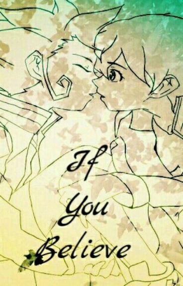 If you Believe...(Tsurugi X Reader)