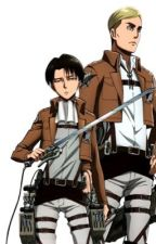 Truth Or Dare With Levi And Erwin by LittleCorporalLevi