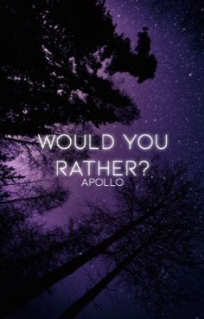 Would You Rather by im2rad4u