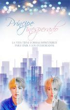 Princesa Alien ✿ KookV & NamJin by BlankVK