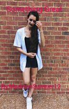 Something Great  by MadisonSumner12