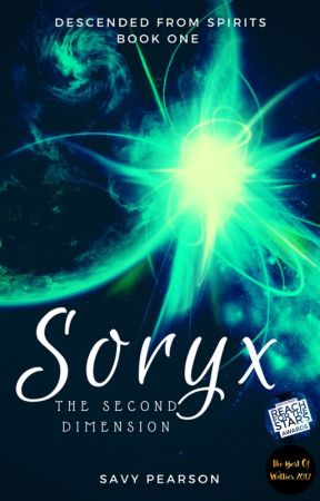 Soryx: The Second Dimension - The Demonhunters Trilogy - Book One by Savy_Pearson