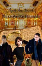 Bursztynowa Komnata  by JagodaAnnaKozinska