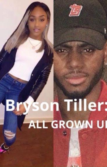 Bryson Tiller: All Grown Up
