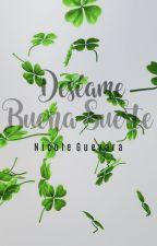 Deséame Buena Suerte by kyoko93