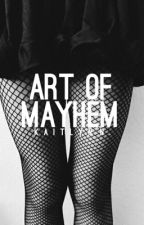 Art of Mayhem // J. Fitzgerald by teamscotty