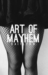 Art of Mayhem // J. Fitzgerald by teamscotty