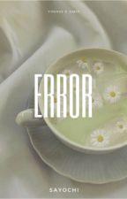 Error ♡ y.min & n.gi by Sayochi