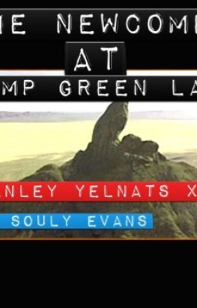 The Newcomer at Camp Green Lake: Stanley Yelnats x OC by SoulyFREAK