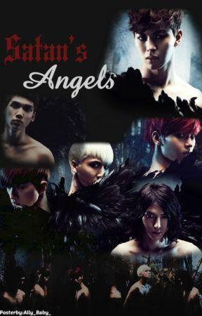 Satan's Angels (VIXX Fan Fiction) by WittyFool
