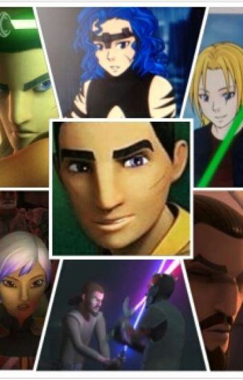Star Wars Rebels: Una Nueva Historia.