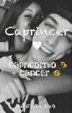 Caprincer ( Zodiaco )  by Flo4349