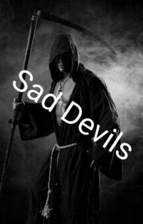 Sad Devils by Fiona_Skywalker