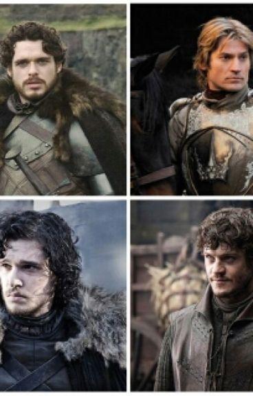 Game Of Thrones || Imagines & Smuts