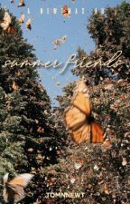 summer friends ; newtmas  by tomnnewt