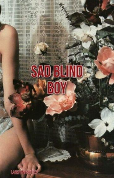 Sad Blind Boy