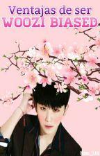Ventajas de ser Woozi Biased by Daewon_Drama_Queen