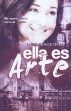 Ella es arte | ERB#2 | by LonelyUnicorn03
