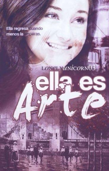Ella es arte | ERB#2 |