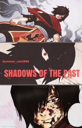 『Shadows of the past.』||Rogue Cheney|| →Fairy Tail. by Sweet_Hurricane1996