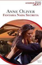 Fantasia Nada Secreta - Anne Oliver by lulessa