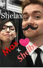 Shelax~ Shelby X Max by odetodrums
