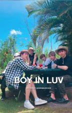 boy in luv ─ ⌈kim taehyung⌋ by yoongi-x