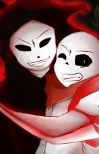 Afterdeath One-Shots! (Aftertale Sans x Reapertale Sans) by -unPure_Trash-