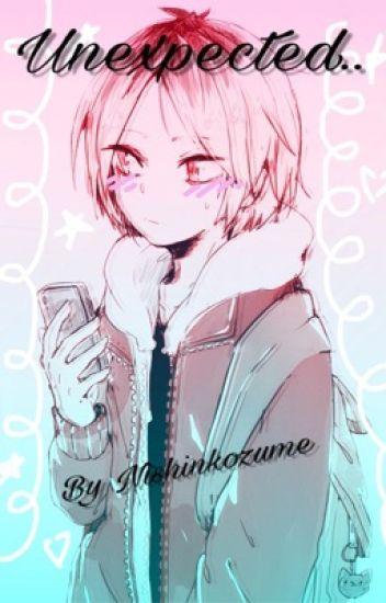 Unexpected.. (Kozume Kenma x reader)