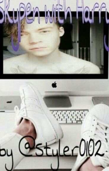 Skypen with Harry