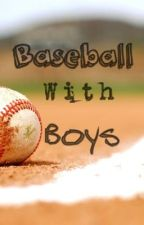Baseball with boys by Nikki__4