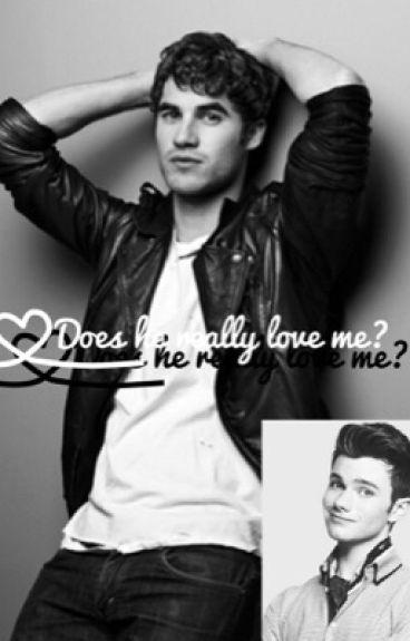 Does he really love me? {Bad boy Blaine}