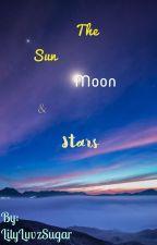 The Sun Moon and Stars by LilyLuvzSugar