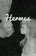 Hermes by marthaleoni