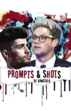 prompts & shots // ziall by DameCold