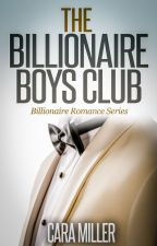 The Billionaire Boys Club by caramillerbooks
