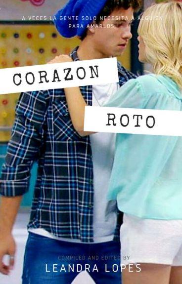 Corazón Roto  [ #PremiosSLRLAK ]